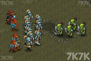 《皇家的英雄》游戏画面3