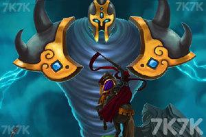 《皇家的英雄》游戏画面1