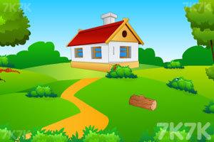 《逃离蘑菇房子》游戏画面2