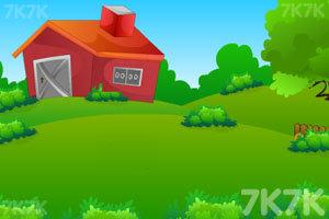 《逃离蘑菇房子》游戏画面3