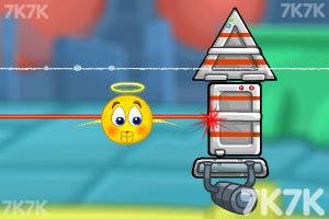 《拯救橙子太空旅行无敌版》游戏画面3