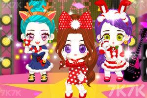 《阿sue的圣诞风格2》游戏画面1