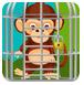 小猴子丛林逃生
