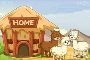 《小羊回家三人组》截图2
