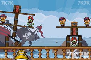 《征服海盗无敌版》游戏画面5