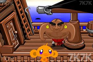 《逗小猴开心之捉忍者2》游戏画面3
