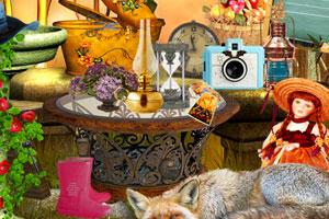 《午后的野餐》游戏画面1