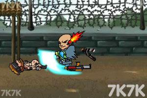 《合金武器无敌版》游戏画面5