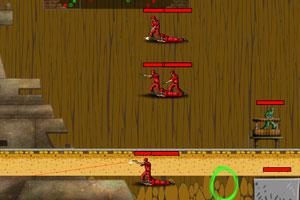 《军事战役之直捣黄龙4》游戏画面1