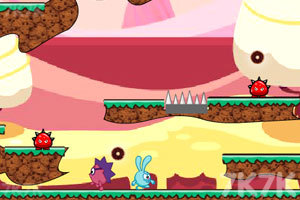 《开心小兔的甜品世界》游戏画面1