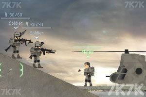 《特种兵大作战2中文版》游戏画面2