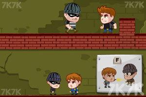 《警局双雄》游戏画面2
