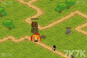 《岛屿防御战》游戏画面4