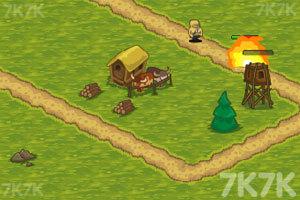 《岛屿防御战》游戏画面6