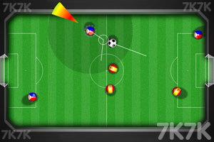 《澳式桌上足球》游戏画面3