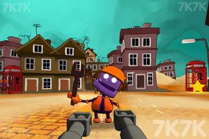 《丹尼的战争》游戏画面3