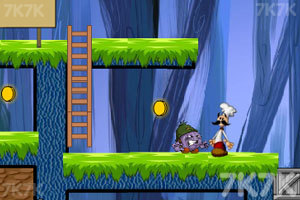 《老爹大冒险3》游戏画面1