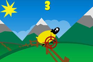 《射击小羊》游戏画面1