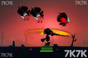 《火柴人联盟无敌版》游戏画面3