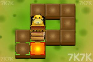 《森林推土机》游戏画面4