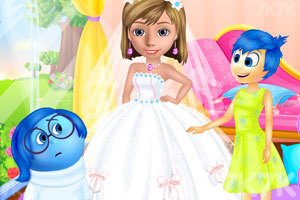 《莱利的婚纱》游戏画面3