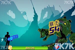 《邪恶力量中文无敌版》游戏画面3