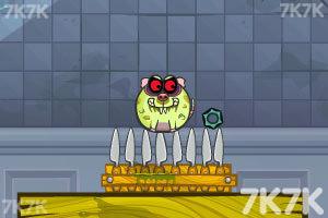 《家中灭鼠3选关版》游戏画面2
