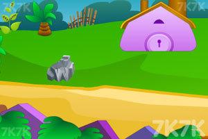 《逃离村庄花园》游戏画面3