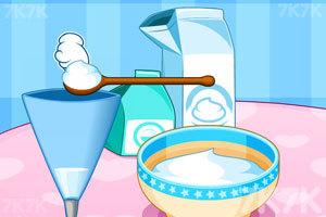 《好吃的巧克力蛋糕》游戏画面4