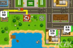 《运送水泥盖房子2》游戏画面2