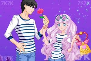 《水冰月与基德的爱》游戏画面3
