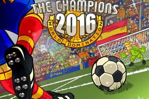 《2016欧洲杯》游戏画面1