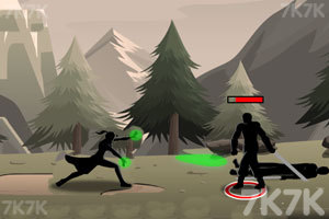 《暗影女忍者》游戏画面5