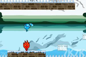 《森林冰火人大冒险2》游戏画面2