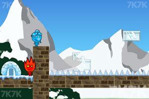 《森林冰火人大冒险2》游戏画面3