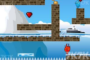 《森林冰火人大冒险2》游戏画面1