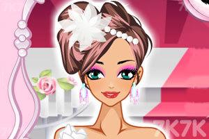 《现代公主的婚礼准备》游戏画面2