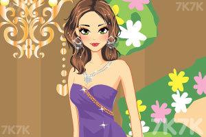 《时尚公主沙龙》游戏画面1