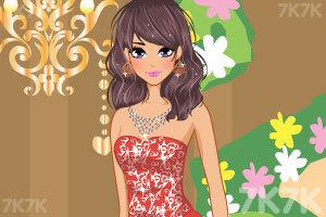 《时尚公主沙龙》游戏画面3
