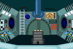《逃离潜水艇》游戏画面1