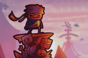 《我是忍者》游戏画面1