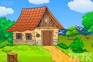 《小男孩逃出山村》游戏画面3