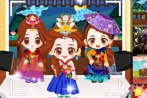 《阿sue之古典韩装2》游戏画面4