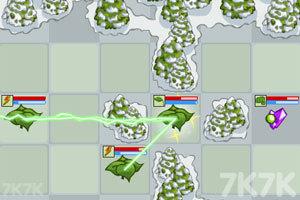 《外星植物大战中文版》游戏画面5