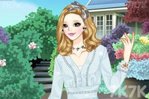 《花园里的舞会》游戏画面3