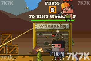 《西部保卫者无敌版》游戏画面5