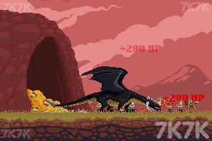 《龙巢宝藏》游戏画面3