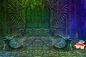 《洛奇城堡逃脱》游戏画面1