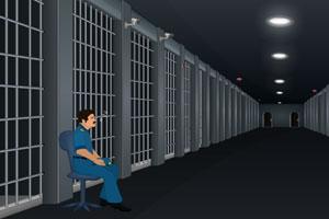 封闭监狱逃脱
