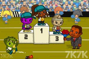 《坏小子赛跑2》游戏画面1